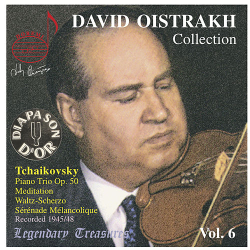 Play & Download David Oistrakh Collection Vol. 6 by David Oistrakh | Napster