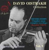Mendelssohn: Trios Nos. 1 & 2, String Quartet in E-Flat, Auf Flügeln des Gesanges by David Oistrakh