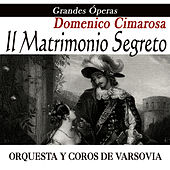 Opera - Il Matrimonino Segreto by Domenico Cimarosa
