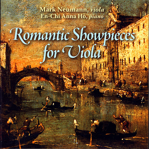 Play & Download Romantic Showpieces For Viola by En-Chi Anna Ho | Napster