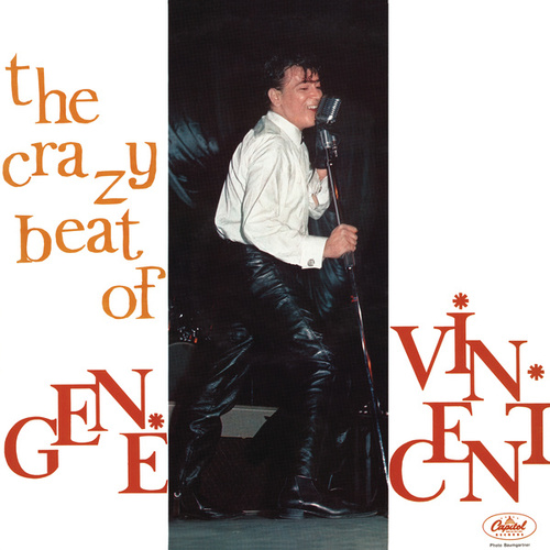 The Crazy Beat Of Gene Vincent by Gene Vincent