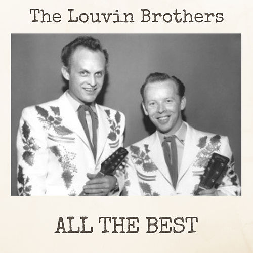 All the Best by The Louvin Brothers