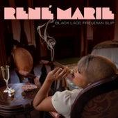 Black Lace Freudian Slip by René Marie