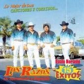 15 Exitos by Los Razos