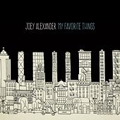My Favorite Things by Joey Alexander