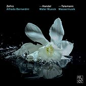 Handel & Telemann: Water Music by Zefiro