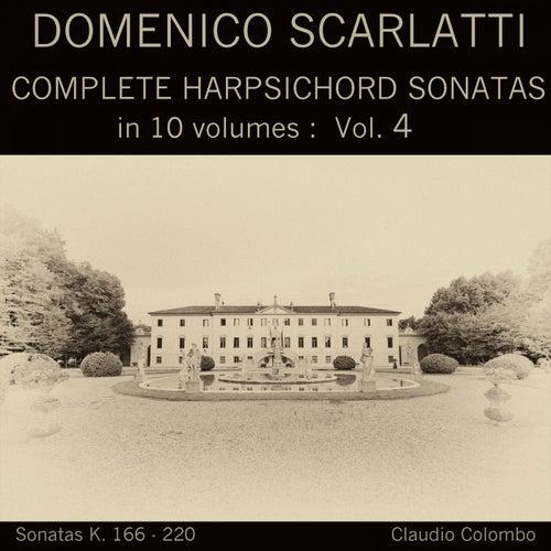 Domenico Scarlatti: Complete Harpsichord Sonatas in 10 volumes, Vol. 4 by Claudio Colombo