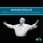 Menahem Pressler Performs Mozart by Menahem Pressler