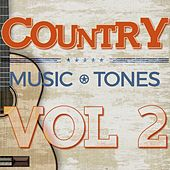 Country Music Tones Vol 2 by DJ MixMasters