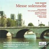 Messe solennelle by Jeffrey Makinson