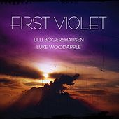 First Violet by Ulli Bögershausen