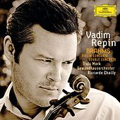 Play & Download Brahms: Violin Concerto; Double Concerto by Vadim Repin | Napster