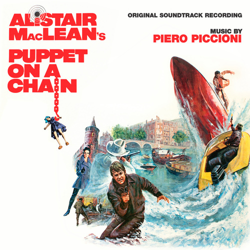 Puppet On A Chain (Original Soundtrack) by Piero Piccioni