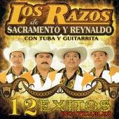 12 Exitos Inolvidables Con Tuba y Guitarra by Los Razos