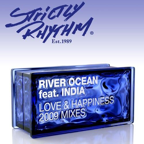 Love & Happiness (Yemaya Y Ochùn) [feat. India] by River Ocean