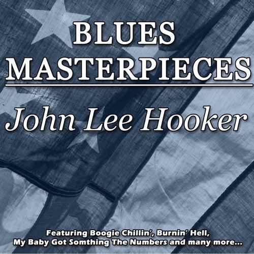 Blues Masterpieces - John Lee Hooker von John Lee Hooker