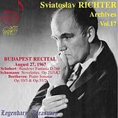 Richter Archives, Vol. 17: 1967 Budapest Recital (Live) by Sviatoslav Richter