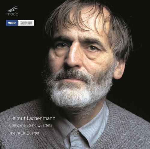 Lachenmann: Complete String Quartets by JACK Quartet