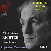 Richter Archives, Vol. 2: Chopin Recitals 1954-1977 (Live) de Sviatoslav Richter