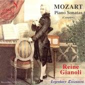 Reine Gianoli, Vol. 1: Complete Mozart Piano Sonatas by Reine Gianoli