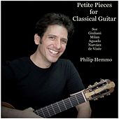Petite Pieces for Classical Guitar by Philip Hemmo