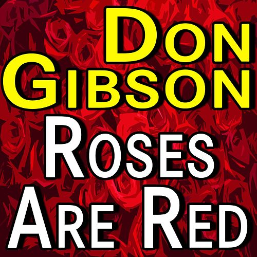 Don Gibson Roses Are Red de Don Gibson