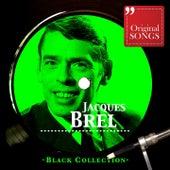 Black Collection Jacques Brel de Jacques Brel