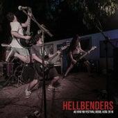 Ao Vivo no Festival Dosol Assu 2016 de Hellbenders