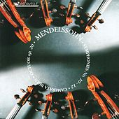 Mendelssohn: String Octet, Op. 20 - String Symphony No. 10 in B Minor - String Symphony No. 12 in G Minor by Camerata Bern