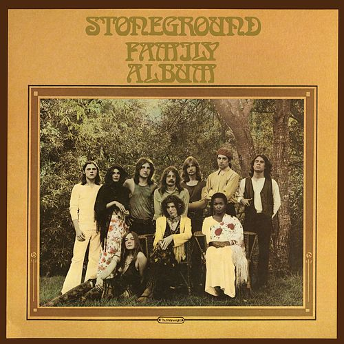 Family Album by Stoneground