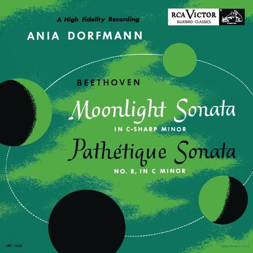 Beethoven: Piano Sonatas Nos. 8 & 14