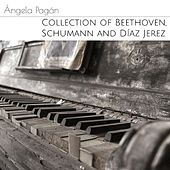 Collection of Beethoven, Schumann and Díaz Jerez by Angela Pagan