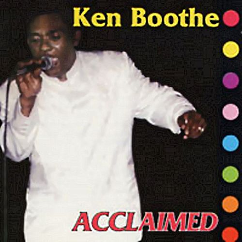 Play & Download Acclaimed by Ken Boothe | Napster