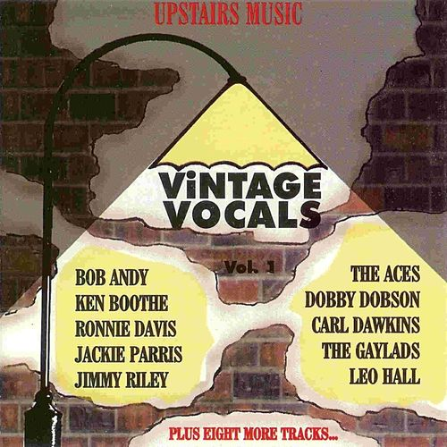 Vintage Vocals by Various Artists