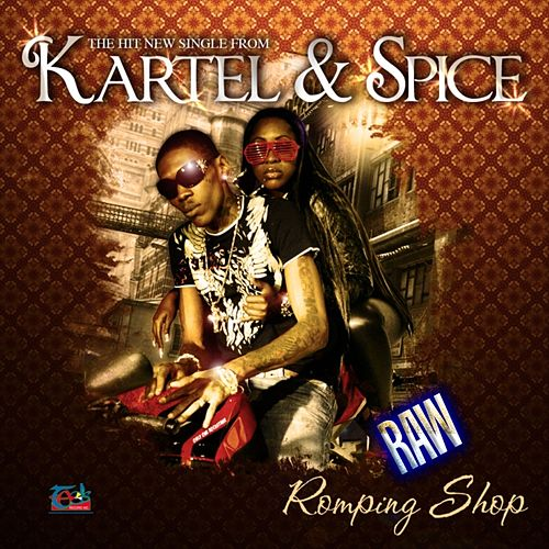 Romping Shop Raw Version by VYBZ Kartel