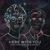 Here With You de Netsky