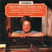 Prokofiev: Piano Concerto No.3 - Rachmaninoff: Piano Concerto No.3 by Moura Lympany