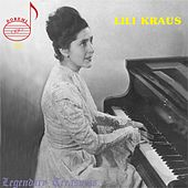 Lili Kraus Rarities: Bach & Mozart by Various Artists