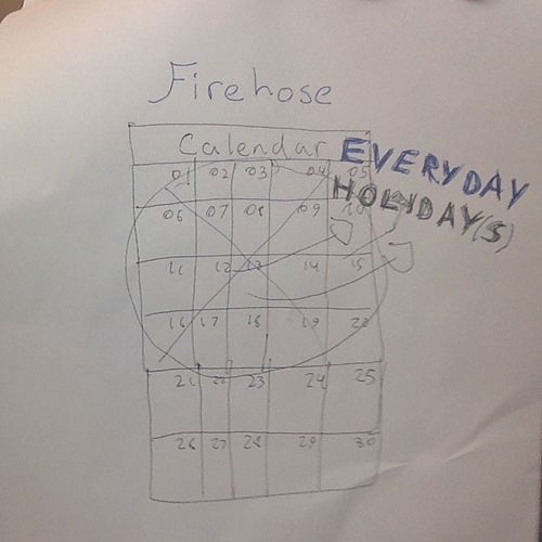 Everyday Holiday by fIREHOSE