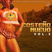 Costeno Nuevo, Vol. 2 by Various Artists