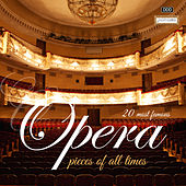 20 Most Famous Opera Pieces of All Times by Various Artists
