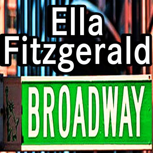 Ella Fitzgerald Broadway von Ella Fitzgerald
