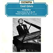 Prokofiev: Piano Sonata No. 8, Op. 84 & Visions Fugitives, Op. 22 Excerpts by Emil Gilels