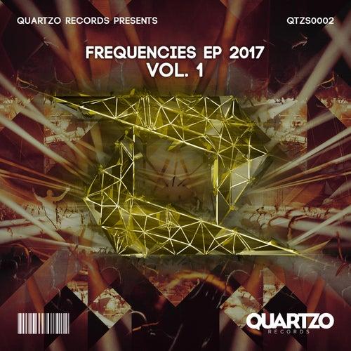 Frequencies EP, Vol 1 de Various