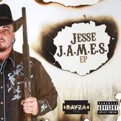 JesseJ.A.M.E.S. EP by Rayza The Kid