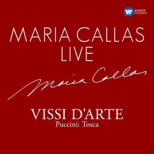 Maria Callas Live - Vissi d'arte by Maria Callas