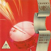 Grandes Sambistas 4 em 1 by Various Artists