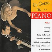 Eu Gosto de... Piano, Vol. 1 by Various Artists