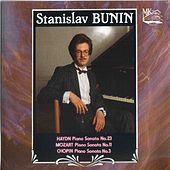 Haydn, Mozart & Chopin: Piano Sonatas by Stanislav Bunin