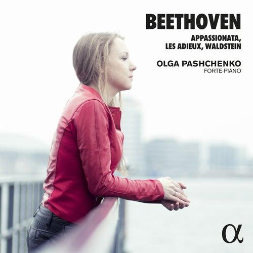 Beethoven: Piano Sonatas Nos. 21, 23 & 26 by Olga Pashchenko